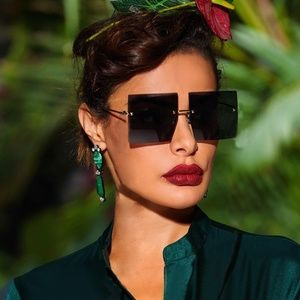 Accessories - Two Rimless Sunglasses